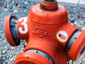 hidrante protección incendio apartamentos