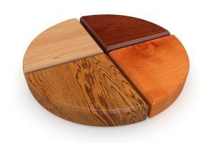 madera natural para pisos