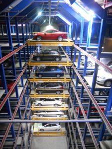 torre parqueo automática costa rica